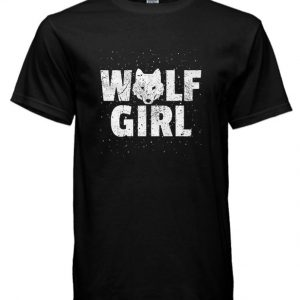 Wolf Girl Youth DH T-Shirt