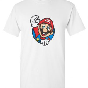 with mario DH T-Shirt
