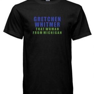 woman from michigan DH T-Shirt