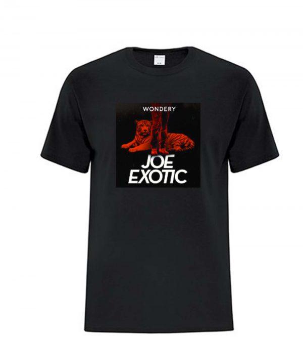 wondery joe exotic DH T-Shirt