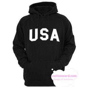 4th of July USA smooth Hoodie