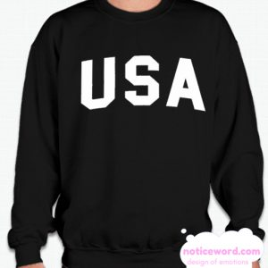 4th of July USA smooth Sweatshirt
