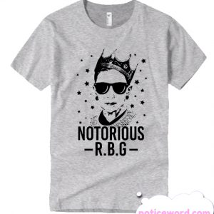 Notorious RBG smooth T Shirt