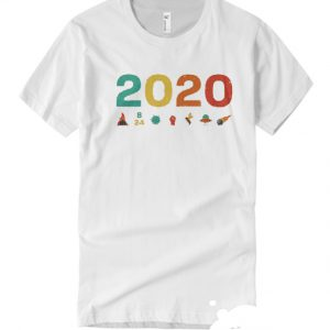 2020 Year In Review T Shirt