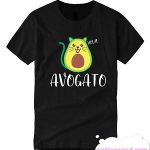 Avogato Cute Cat T-Shirt