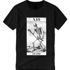 Death Tarot Card smooth T Shirt