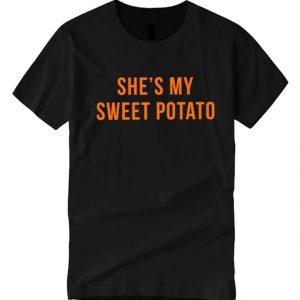 She's My Sweet Potato smooth T Shirt