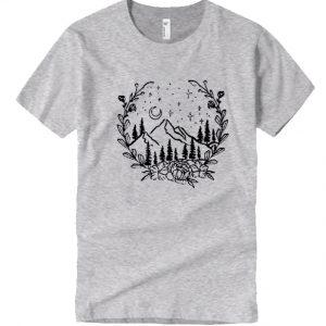 Wanderlust - Nature smooth T Shirt