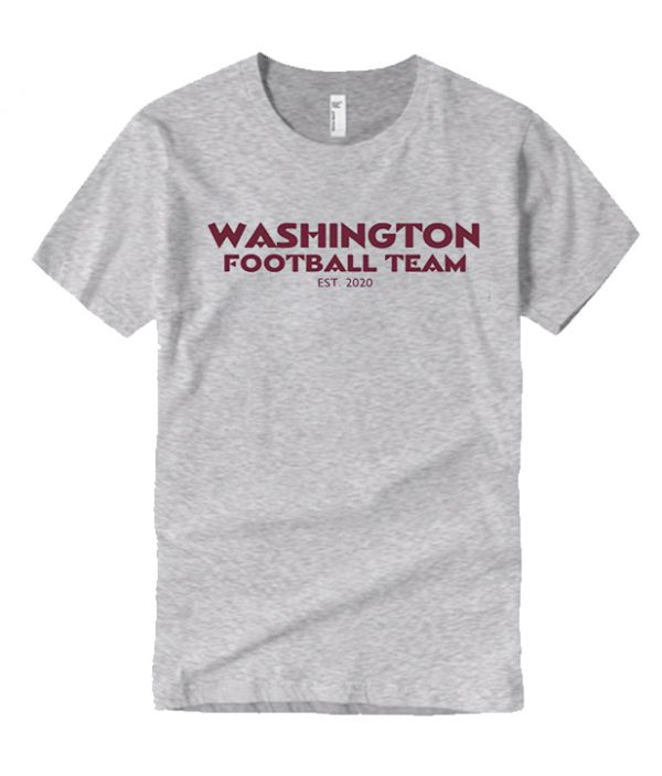 Washington Football Team smooth T Shirt