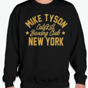 Mike Tyson smooth graphic Sweatshirt