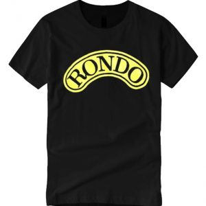 1984 RONDO Vintage smooth graphic T Shirt