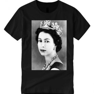Her Majesty the Queen Elizabeth II smooth T Shirt
